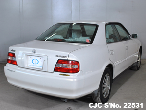 Japanese used Toyota Mark II for sale