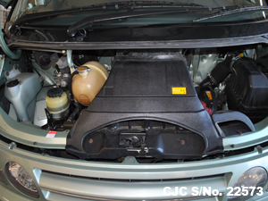 2006 Used Estima Lucida Engine