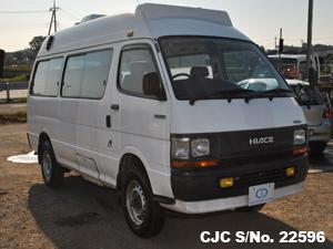 Toyota / Hiace 1991 2.8 Diesel