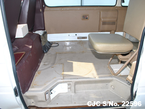 1991 Toyota / Hiace Stock No. 22596