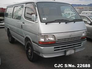 Toyota / Hiace 1997 2.8 Diesel