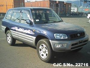 1997 Toyota / Rav4 Stock No. 22716