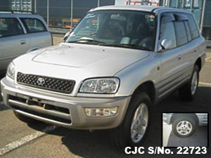 1998 Toyota / Rav4 Stock No. 22723