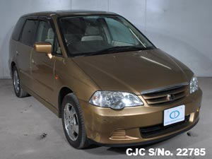 Honda / Odyssey-Shuttle 2001 2.3 Petrol
