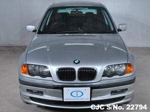 2001 BMW / 3 Series Stock No. 22794