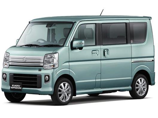 Brand New Suzuki Every Wagon