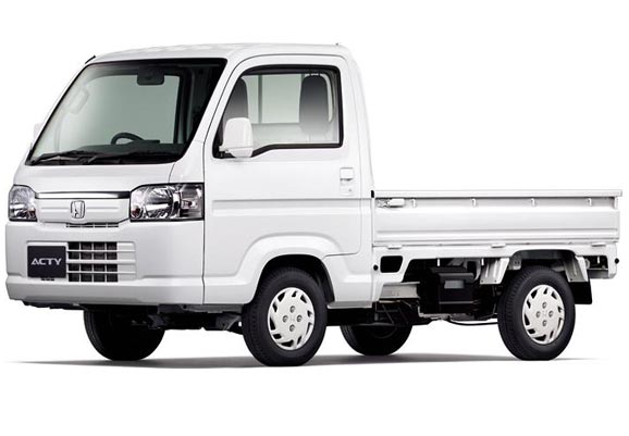 Brand New Honda Acty Truck For Sale