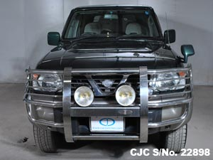 Japanese Used Safari Front view