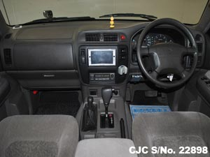 Used Nissan Safari