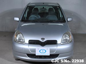 1999 Toyota / Vitz - Yaris Stock No. 22938
