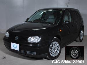 1998 Volkswagen / Golf Stock No. 22961