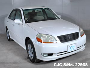 Japanese Used Toyota Mark II Grande for Sale