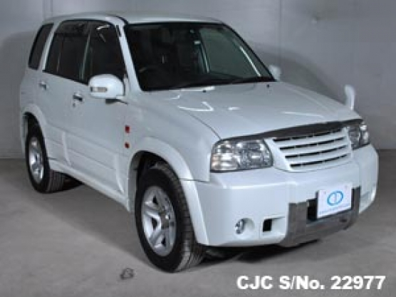 2003 Suzuki / Escudo Grand Vitara Stock No. 22977