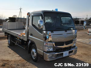 Mitsubishi Canter for New Zealand