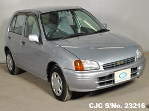 Toyota / Starlet 1997 1.3 Petrol