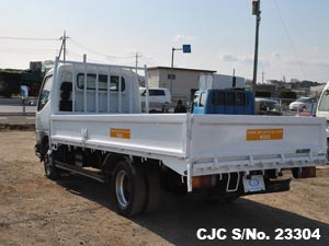 2000 Mitsubishi / Canter Stock No. 23304