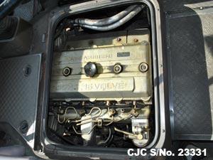 1998 Mitsubishi / Rosa Stock No. 23331