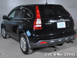 Used Honda CRV in Pakistan