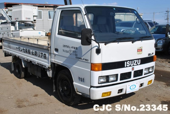 1987 Isuzu / Elf Stock No. 23345