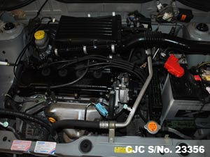 2001 Nissan / March Stock No. 23356
