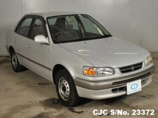 1997 Toyota / Corolla Stock No. 23372