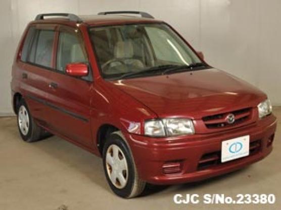 1999 Mazda / Demio Stock No. 23380