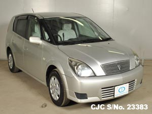 2001 Toyota / Opa Stock No. 23383