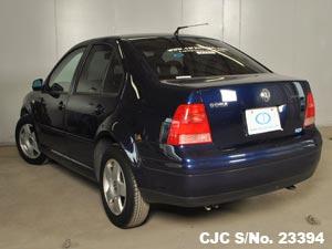 2001 Volkswagen / Bora/ Jetta Stock No. 23394
