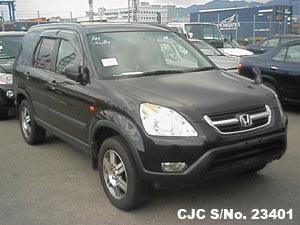 Best Price for Japanese 2003 Honda CRV from Japan