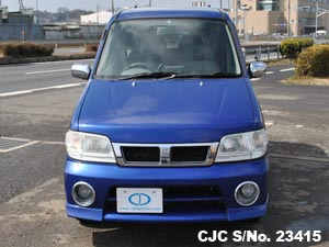 2001 Nissan / Cube Stock No. 23415