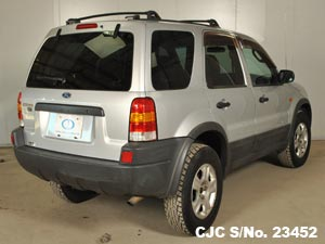 2001 Ford / Escape Stock No. 23452