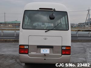 1999 Toyota / Coaster Stock No. 23482