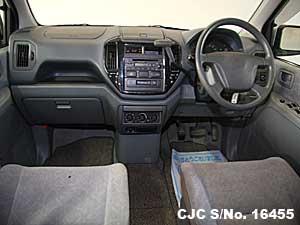Mitsubishi Dion Steering View