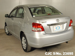 Used Toyota Belta in Pakistan