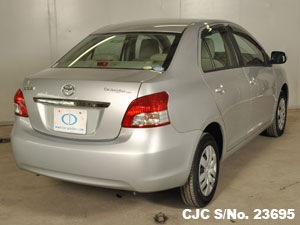 Used Toyota Belta