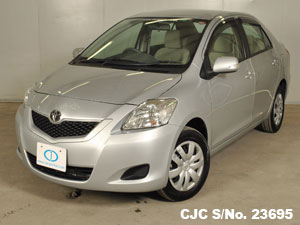 Japanese Used Toyota Belta For Sale In Karachi Pakistan Car