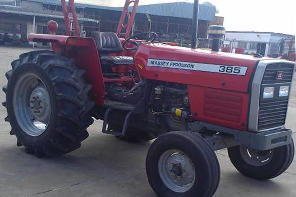 2001 Massey Ferguson / MF-385 Stock No. 56868