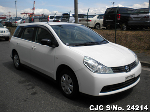 Buy Japanese Imported 2007 Used Nissan Wingroad From Car Junction Pakistan Car Junction Pakistan