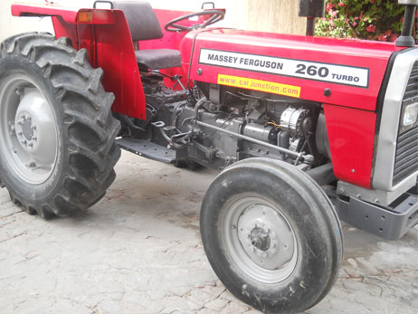 Used MF Tractor