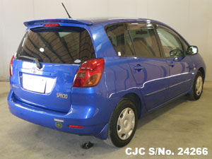 Find Japanese Online Toyota Raum