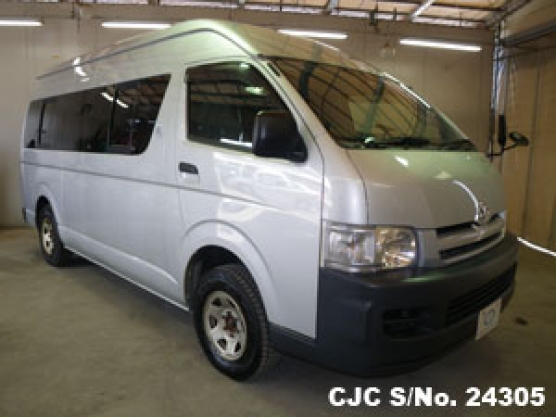 2007 Toyota / Hiace Stock No. 24305