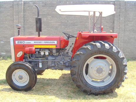 Massey Ferguson MF-260