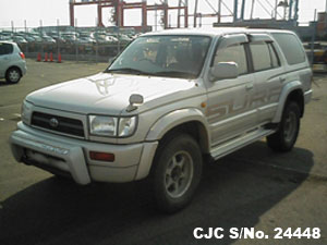 Low Price used Toyota Hilux Surf 4Runner