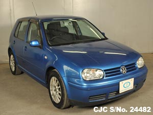 Japanese Used Golf Front view