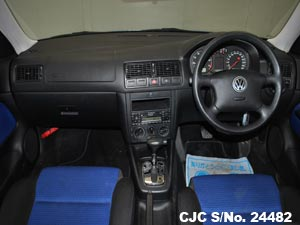 Volkswagen Golf Steering View