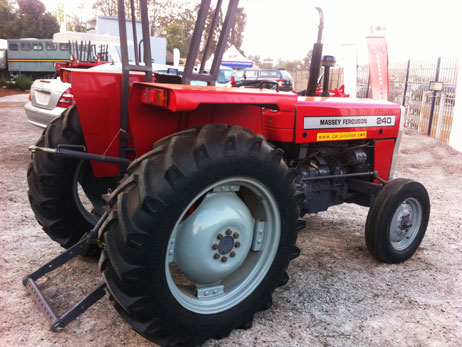 Massey Ferguson Tractors for sale