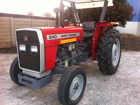 MF 240 tractors sale