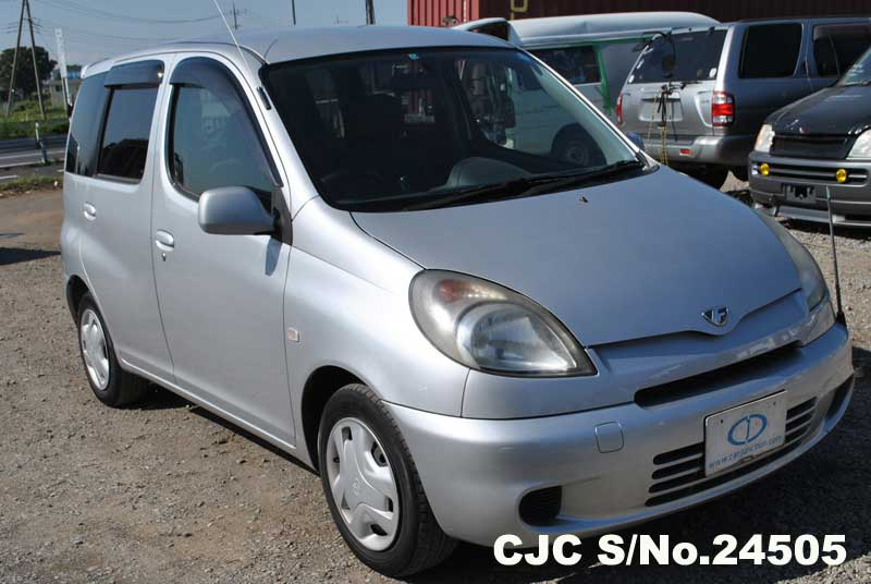Toyota / Funcargo 2001 1.3 Petrol