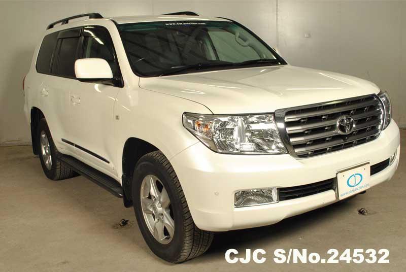 Toyota / Land Cruiser 2010 4.6 Petrol
