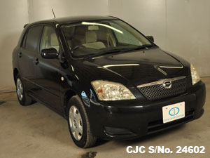 Used Toyota Corolla Runx for sale